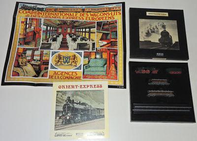 Atlas Minitrains 1/220 Orient-express | 3-mostra Il Titolo Originale