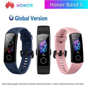 HUAWEI-Honor-Band-5-Fitness-Tracker-Pedometer-Cardiofrequenzimetro-Ossimetro-NEW