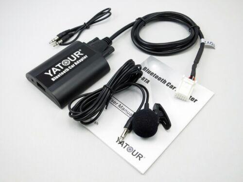 Yatour Bluetooth Car Adapter Handsfree Car Kit For Toyota Lexus Scion Small 6+6