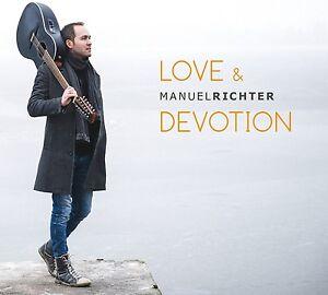 Manuel-Richter-Love-amp-Devotion-BRANDNEUE-CD-Alphaville-Patricia-Larrass
