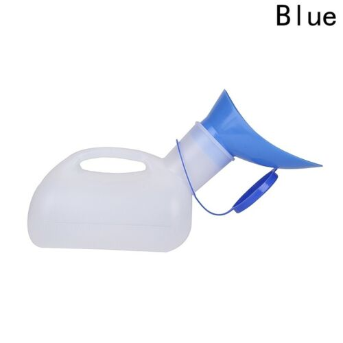 1 PC Mâle Femelle Urine Wee Bouteille Urinoir Camping Voyage Portable Toilette