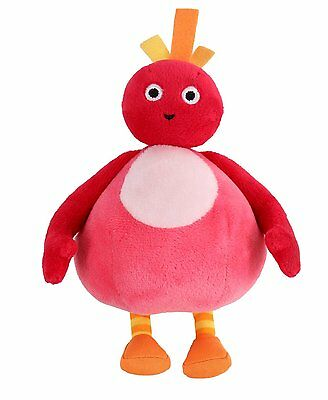 Twirlywoos - Small Plush Toodloo Soft Toy *BRAND NEW*