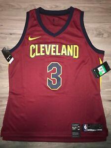 d07c0d0afb2 NWT Isaiah Thomas Women's XL Cleveland Cavaliers Nike Swingman Red ...