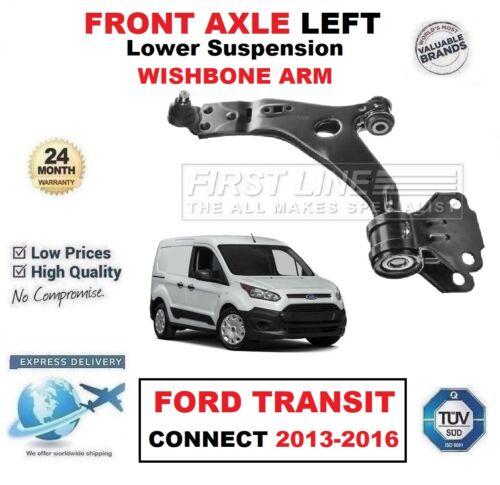 Essieu avant inférieur gauche Wishbone Bras De Commande Pour Ford Transit Connect 2013-2016