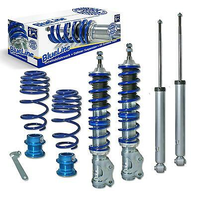 JOM Blueline Coilovers Suspension Kit Volkswagen Polo 6R 1.6 TDi