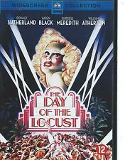 DVD - THE DAY OF THE LOCUST - FRANCAIS ENGL DEU ESPA ITAL / NL REGION 2 !