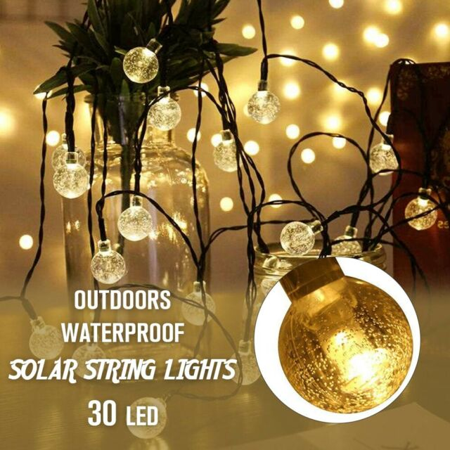 Fairy Lights Outdoor Solar String, What Are The Best Outdoor Solar String Lights