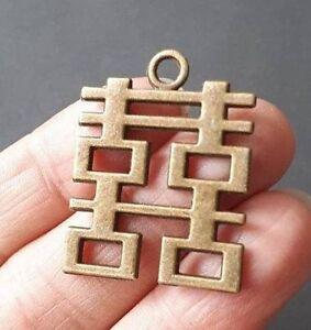 """1.5/""""-1 loop-3D tea Pot pendant silver//brass metal Charm PENDANT-You pick color"""