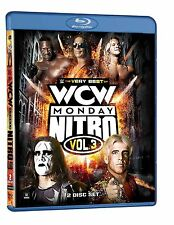 WWE The Best Of WCW Monday Night Nitro - Volume 3 [2 Blu-rays] NEU nWo Blu-ray