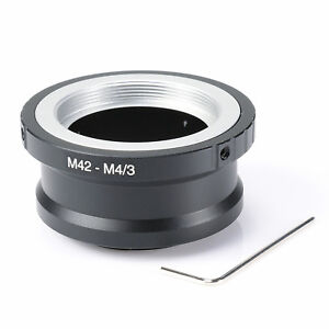 M42-Lens-to-Micro-4-3-M4-3-Adapter-EP1-EP3-EPL1-EPL2-EPL3-G1-GF1-GH1-M42-M43