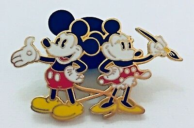 2009 Disney Minnie Mouse Worlds Best Mom Pin Rare