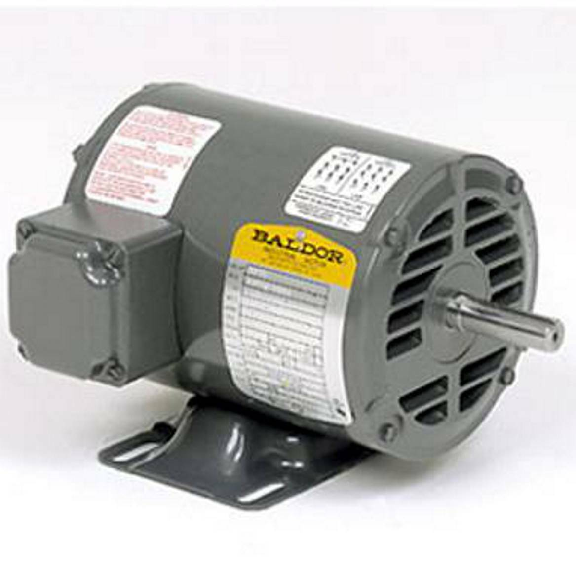Baldor Reliance Induction Motor M3216T