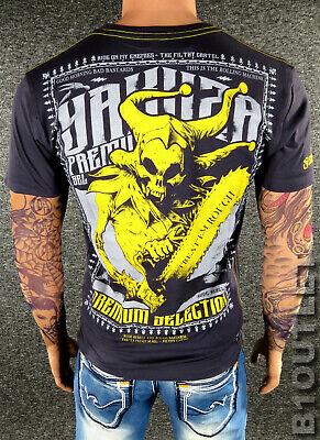 YAKUZA Premium T-Shirt 2600 Schwarz M L XL XXL 3XL 4XL Filthy Cartel Herren NEU