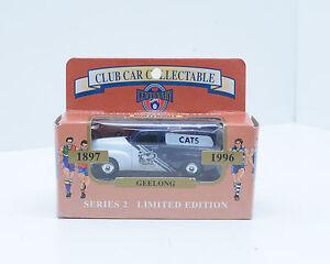 Matchbox-FJ-Holden-034-GEELONG-CATS-034-AFL-Boxed-Excellent-2305