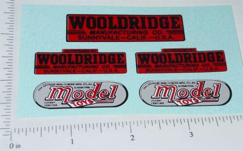 Doepke Woolridge Earth Mover Sticker Set        DP-007