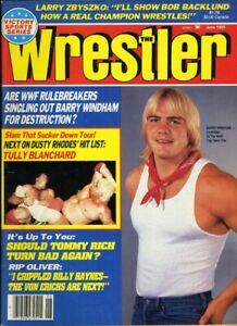 BARRY WINDHAM The Wrestler Wrestling Magazine June 1985 DUSTY ...