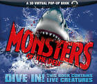 Monsters of the Deep: An Augmented Reality Book by Nicola Davies (Hardback, 2011)