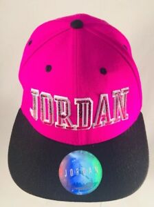 Image is loading Youth-Jordan-Air-Spellout-Jordan-True-Embroidered-Snapback- bb20811e1dd