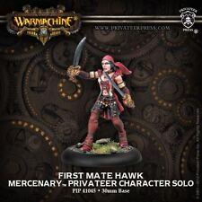 WARMACHINE Mercenaries PIP41045 First Mate Hawk NEW
