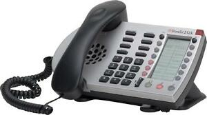 Fully-Refurbished-Shoretel-IP-212K-VOIP-Telephone-Set-Silver