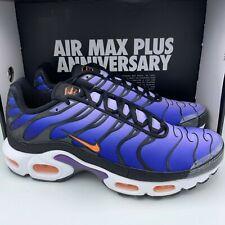 velocidad concepto Aliado  Nike Air Max Plus OG Voltage Purple Black Running Shoes Size 5 Bq4629-002  for sale online | eBay