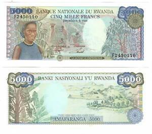 UNC-RWANDA-5000-Francs-1988-P-22