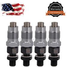 4pcs 6722147 Fuel Injector Nozzle Fits Bobcat 743 751 753 763 773 7753 1600 S150