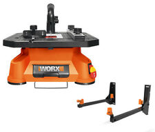 WORX WX572L BladeRunner X2 Portable Tabletop Saw with Wall Mount Included