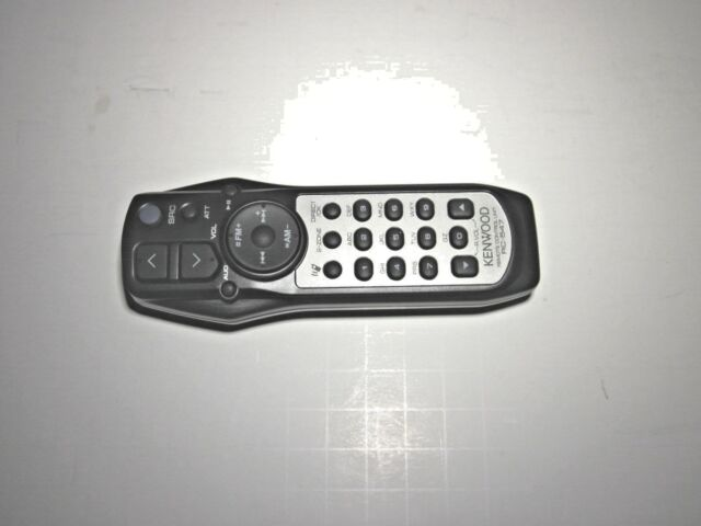 KENWOOD  Genuine RC-DV331 REMOTE CONTROL WITH NAVIGATION KENWOOD OEM