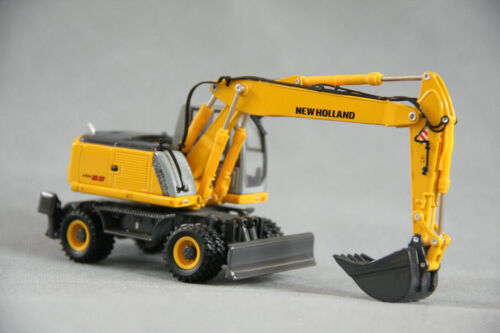New Holland MH5.6 Wheeled Excavators scale 1//50 Model
