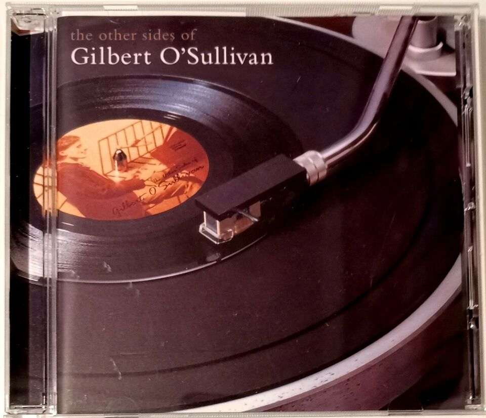 GILBERT O'SULIVAN: The Other Sides Of Gilbert O'Sullivan,