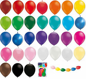 Assorted-12-Inch-Latex-Linking-Balloons-Link-Balloon-Pack-of-50-ballons