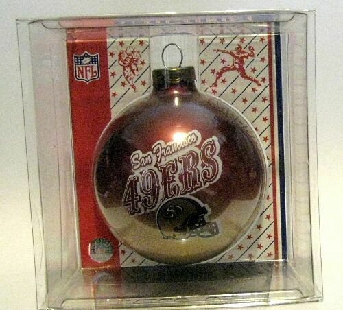 Forever Collectibles Kansas City Chiefs 2012 Team Logo Glass Ball Ornament