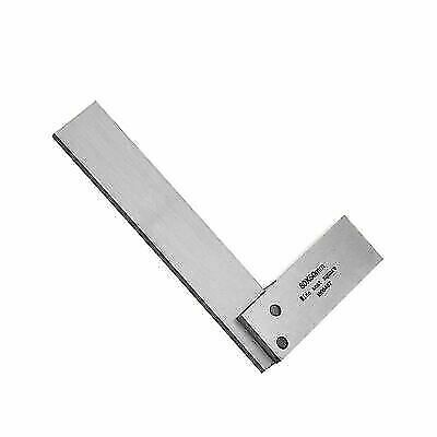 Machinist Square 90/º Right Angle Engineer Set Precision Ground Steel Hardened Angle Ruler 80x50mm