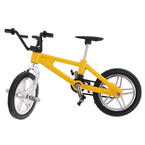 MagiDeal Legierungs Finger Fahrrad Fahrrad Mini Fingerbike Modell Jungen