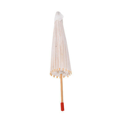 1 Pcs Paper Umbrella Kids DIY Accessory Chinese Traditional Craft Decoration 3C