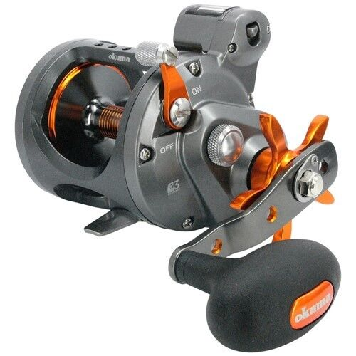 Okuma Cold Water Line Counter Reel 2+1 BB  Sz300 4.2 1 Ratio,  (CW-303D)  buy discounts