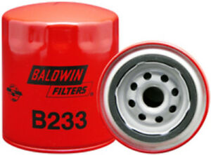 Engine Oil Filter Baldwin B233