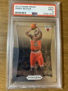 Jimmy Butler 2012 Panini Prizm Rookie Card RC PSA 9 MINT INVEST FINALS MVP?