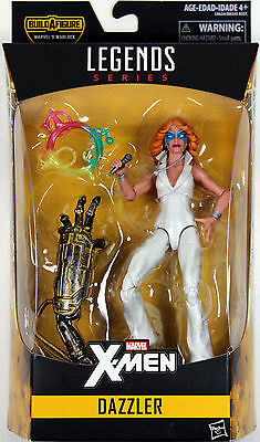 IN STOCK Marvel Legends ~ DAZZLER ACTION FIGURE ~ X-Men Series 2