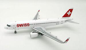Swiss-A320-200-HB-ILT-1-200-JFox-MODELS-super-selten-lim-61-Stueck