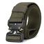Men Military Outdoor Sport Tactical Nylon Waistband Belt Militär Taktisch Gürtel
