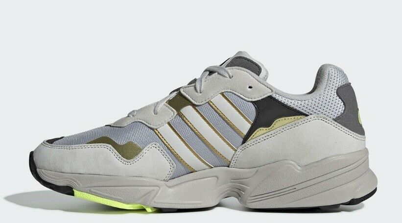 ADIDAS MEN'S SIZE US 7.5 RUNNING STYLE  YOUNG 96 DB3565