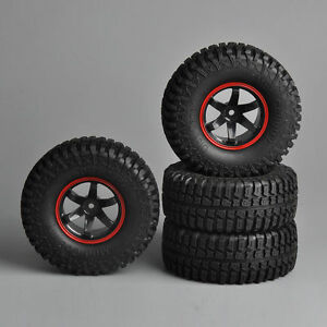 12mm-Hex-4x100mm-Rubber-Tire-Wheels-For-HSP-HPI-1-10-RC-Rock-Crawler-Car-Truck