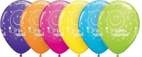 Pack de 5 Qualatex 27.9cm Ocasiones Especiales Fiesta Celebración Globos Helio