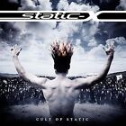 Cult of Static [PA] by Static-X (CD, Mar-2009, Reprise)