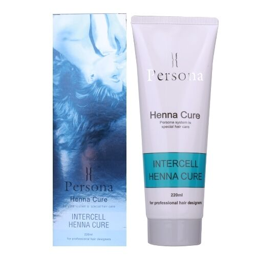 Persona Intercell Henna Cure Semi-Permanent Hair Color Dye 7.8 oz LARGE SIZE