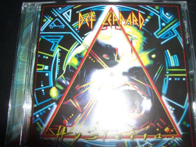 DEF LEPPARD Hysteria (Reissue) (Australia) CD – New