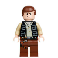 STAR WARS SW539 Young HAN SOLO DIY Model Blocks Minifigures Toys Gifts