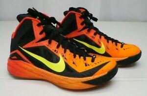 basketbalschoenen Chicago met Nike hoge Chi rood top oranje 2014 10m Mens 8xn77Ywq0P